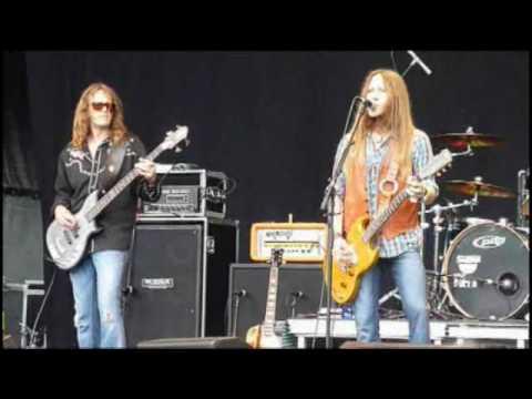 Blackberry Smoke - Take The Highway (Marshall Tucker Band cover) - Sweden Rock Festival 2010