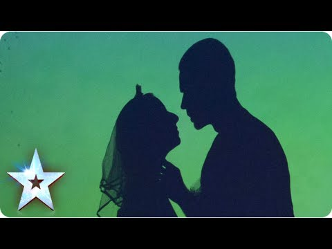 Attraction perform their stunning shadow act – Week 1 Auditions | Britain's Got Talent 2013