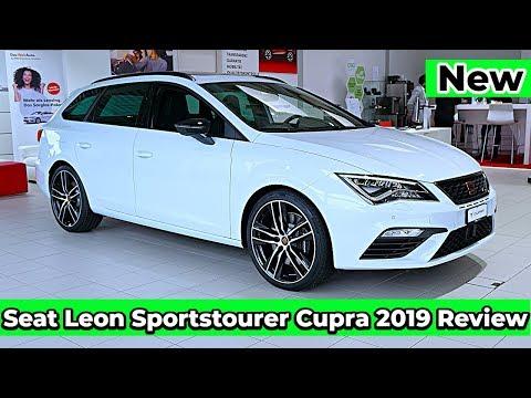New Seat Leon Sportstourer Cupra 2019 Review Interior Exterior