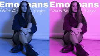 Mackenzie Ziegler   EMOCEANS (LYRIC VIDEO)