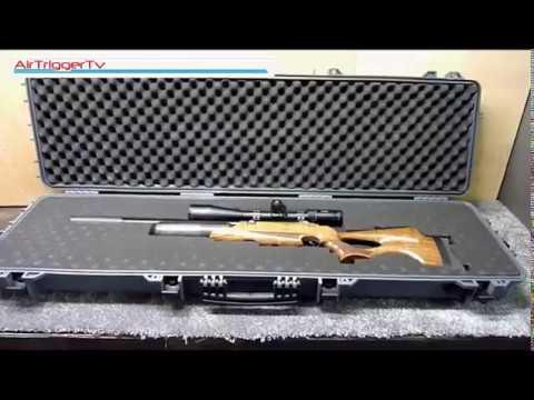 Nuprol XL Rifle Hard Wheeled Case