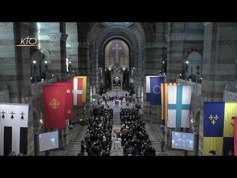 Messe de sépulture du cardinal Bernard Panafieu