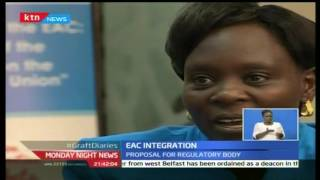 KTN Prime: Proposal for regulatory body is tabled at Regional Integration Conference, 31/10/16