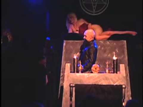 Сатанинские секс ритуалы видео идея
