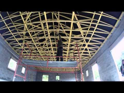 Plafond Decaisse Pas A Pas La Pose Des Suspentes Haute