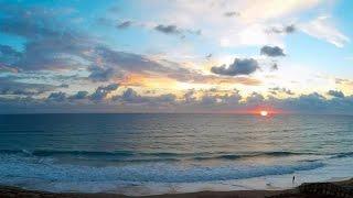 Ocean Sunrise Florida Beach Cam - Jensen Beach FL Live WebCam [HD]