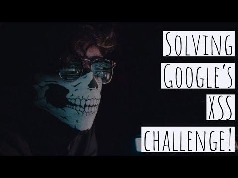 Solving the Google's XSS Challenge!