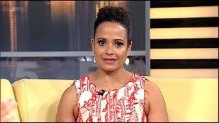Judy Reyes on Fox 5 News NY