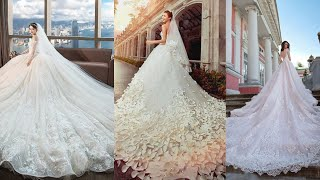 2019 Most Beautiful Luxurious Bridal Dress Collection /  Gorgeous Wedding Dresses