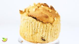 🍒 Mini Muffins De Arándanos | Sin Azúcar | Sin Harinas | Yo +Green
