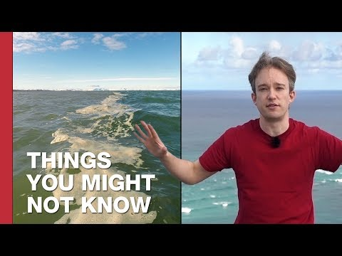 Watching Two Oceans Collide in New Zealand