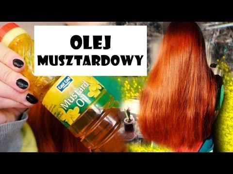 Olej US dla włosów