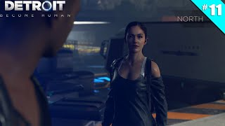 Detroit: Become Human - Ep 11 - L'entrepôt - Let's Play FR HD