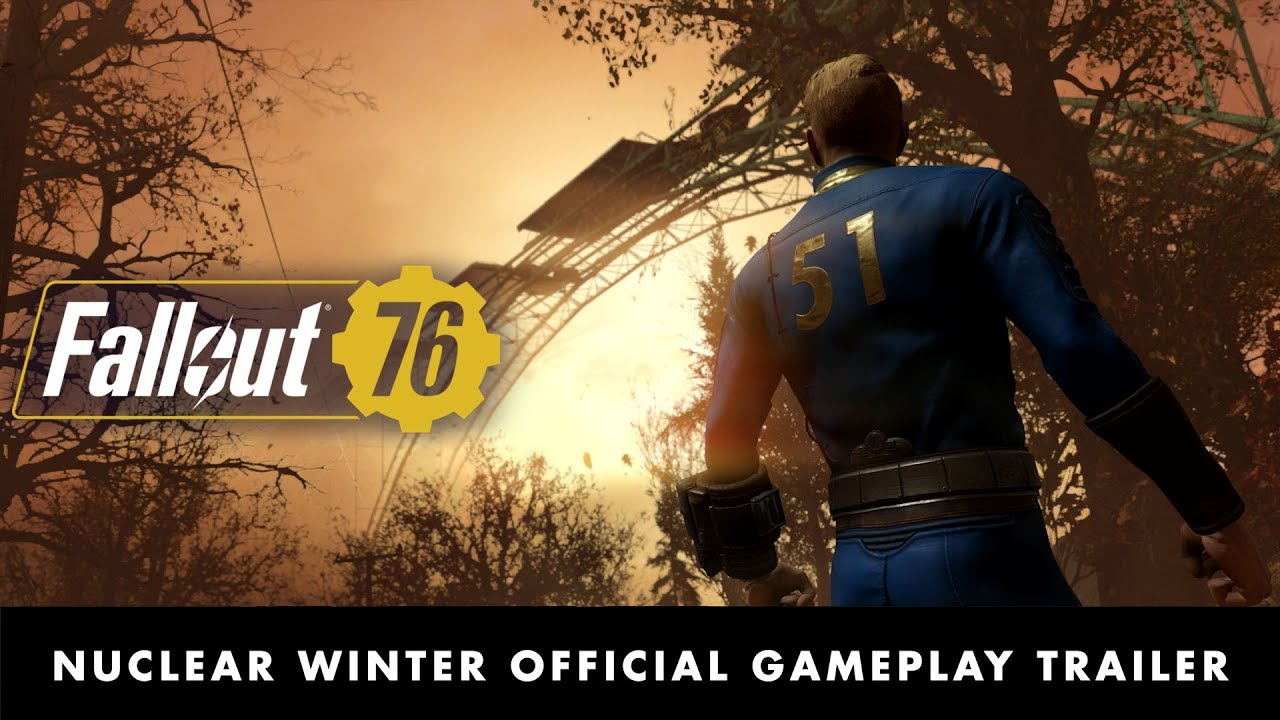 Doppia XP durante l'evento Free to Play di Fallout 76