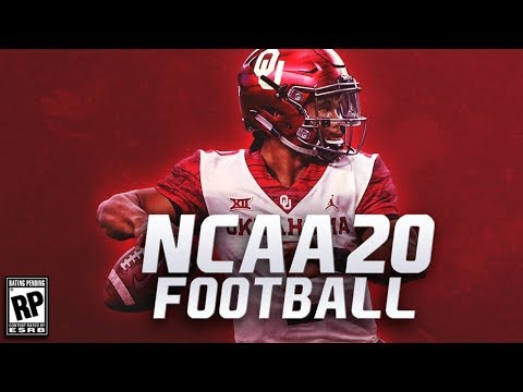 THIS MEANS NCAA FOOTBALL IS COMING BACK?