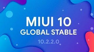 MIUI 10 GLOBAL STABLE 10.2.2.0 | REDMI NOTE 5 | ОБЗОР ПРОШИВКИ