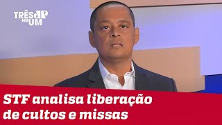Jorge Serrão: Não podemos abrir mão da liberdade