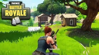 THE MOST EPIC NO SCOPE EVER!!! (FORTNITE SNIPES & WTF Moments)