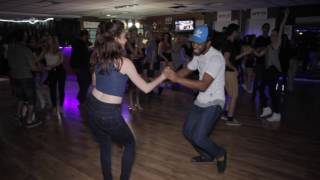 "Ronald and Ofri Bachata Sensual ""Tumbao"" @Israel Congress 2017"