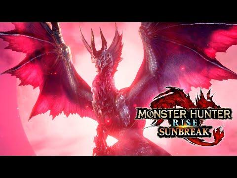 《魔物獵人 崛起 : Sunbreak》超大型擴充內容公開