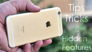 iPhone 6s - Tips, Tricks & Hidden Features