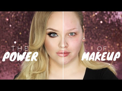 See the power of makeup!