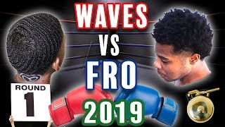 360 WAVES VS NAPPY FRO (ASKED EVERYONE!!!)