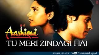 Tu Meri Zindagi Hai Full Song (Audio) | Aashiqui | Rahul Roy