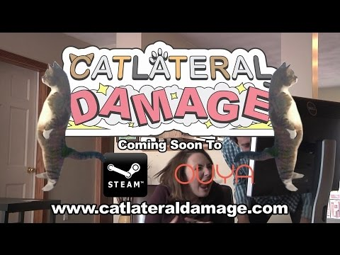 Catlateral Damage - Infomercial Trailer thumbnail