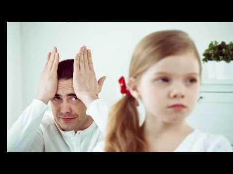Как развод влияет на психику ребенка