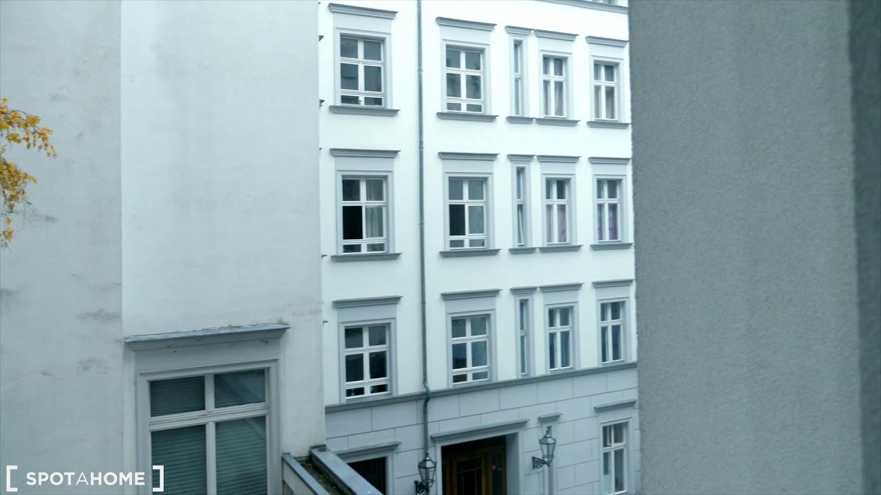 Cosy studio apartment for rent in Charlottenburg-Wilmersdorf