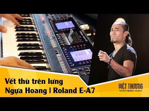 Demo Roland E-A7 Vết Thù Trên Lưng Ngựa Hoang