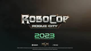 VideoImage1 RoboCop: Rogue City