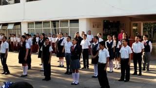 Canto A Benito Pablo Juarez Garcia Por Alumnos Del 6o B
