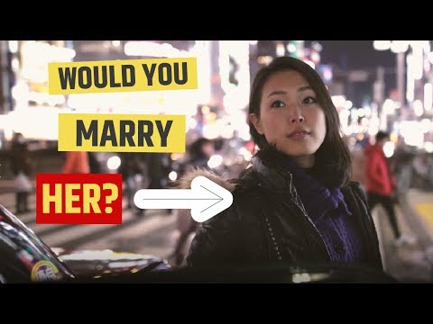 MARRYING a Japanese Woman: 2 Experience Reports