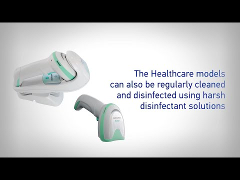 did_you_know? | Datalogic GRYPHON™ 4500 cleaning solutions abstract
