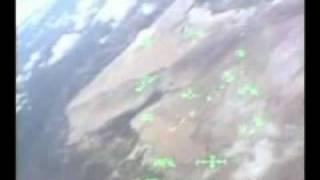 Shuttle Landing HUD