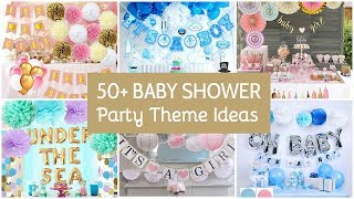 51 Beautiful Baby Shower Party Theme Ideas