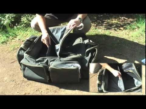 Gardner Barrow Bag - nagy táska ágy alá videó
