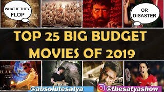 TOP 25 Big Budget Movies of 2019 | What if they Fail?