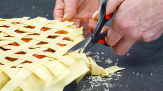 Lattice Up – Guess Which Italian Classic Is Hiding Underneath!