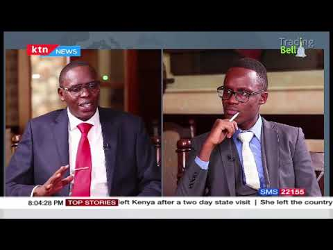 Trading Bell: Optiven CEO George Wachiuri recounts Optiven's entry into real estate | Part One