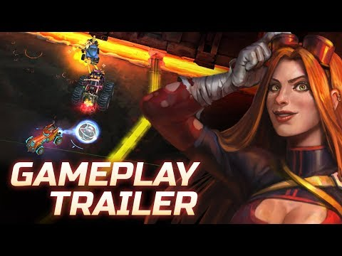 Heavy Metal Machines - Gameplay Trailer thumbnail
