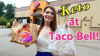 KETO: Taco Bell Meal Plan! (I've Got a Complicated Order)