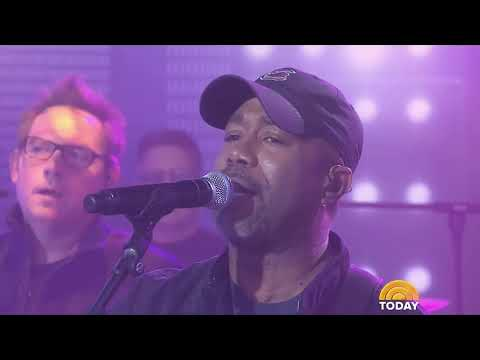 Hootie & The Blowfish - Let Her Cry (12.3.2018)(#Today 1080p)