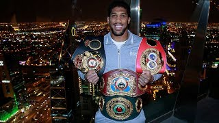 video: Anthony Joshua: I want to defend my belts in Nigeria