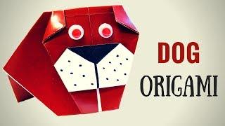 Оригами. Собака бульдог из бумаги своими руками! Поделки животные! DIY для детей и взрослых ЛЕГКО! В этом видео я покажу как легко сделать бульдога из бумаги по технике оригами! Вооружись бумагой и хорошим настроением! У тебя