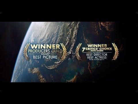 Video trailer för Gravity - Now Playing Spot 4 [HD]