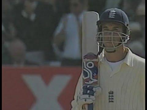 England v Australia ODI 1997 Ben Hollioake.