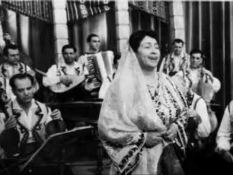 Maria Lataretu - Sanie cu zurgalai ( 1937 ) romania